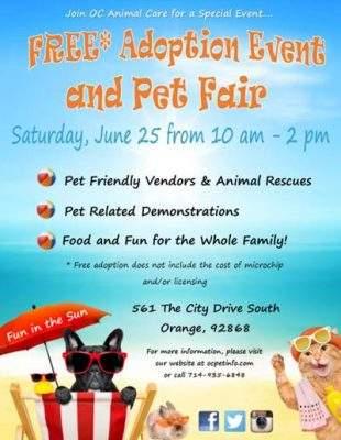 OC Pet Fair