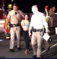 Rebecca Munoz arrested