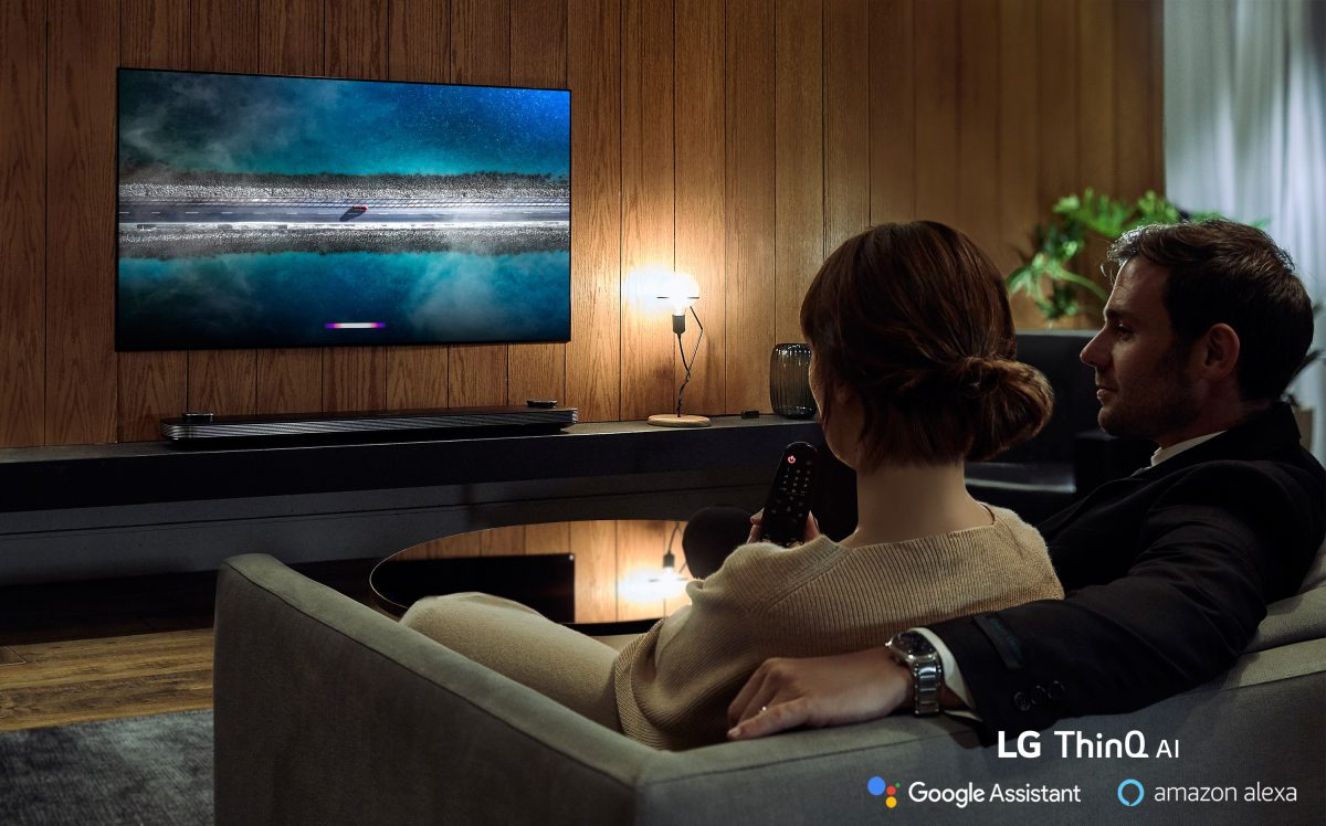 Move over Google: LG brings Alexa to 2019 LG ThinQ AI TVs
