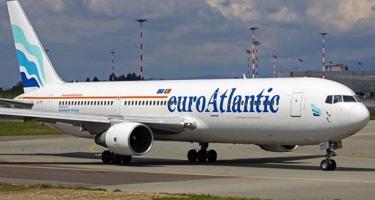 Resultado de imagem para Tap x Euroatlantic