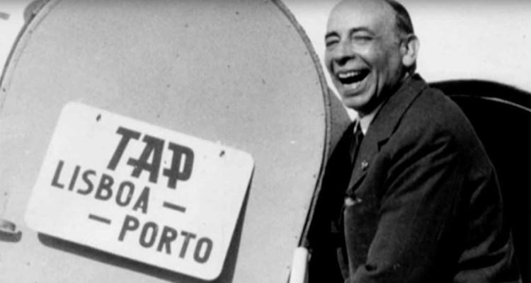 Humberto Delgado aviaoTAP