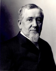 George Pullman portrait
