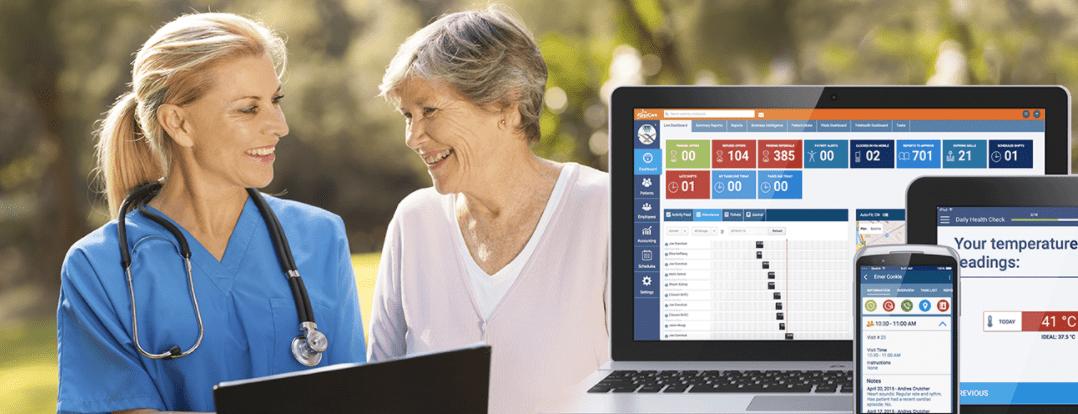 Healthcare tech platform AlayaCare Raises $2.4 Million