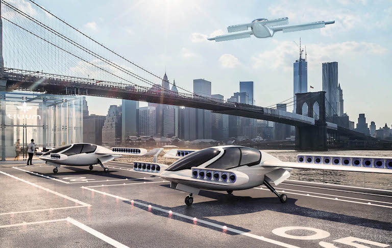 Tencent Backs German Startup's High-Speed Flying Jet Taxi