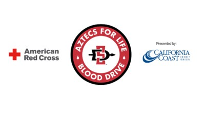 Red Cross and SDSU Team Up for Aztecs for Life Blood Drive | NewsCenter | SDSU