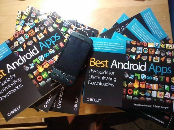 guide book to best android apps