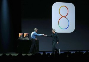 success with iOS8