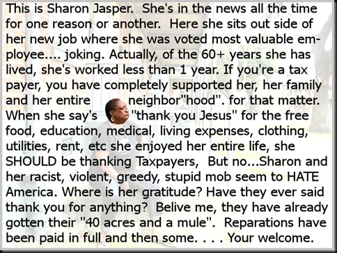this is sharon words
