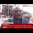 Darcus Howe, a West Indian Writer and Broadcaster with a voice about the riots. Speaking about the mistreatment of youths […]