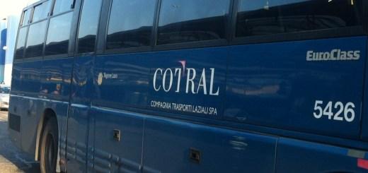 Cotral assunzioni e nuovi bus Regione Lazio