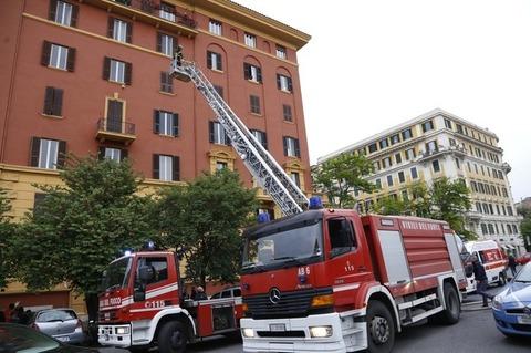 Pino Daniele, incendio in attico a Roma abitato da ex moglie