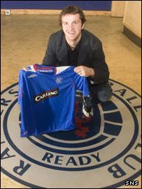 BBC SPORT | Football | My Club | Rangers | Webster checks in as loan Ranger