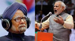 Manmohan Singh asks Modi to apologize to the nation for his canard on Pakistan link