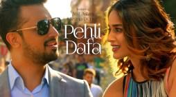 "Atif Aslam serenades Illeana D'Cruz with ""Pehli Dafa"""