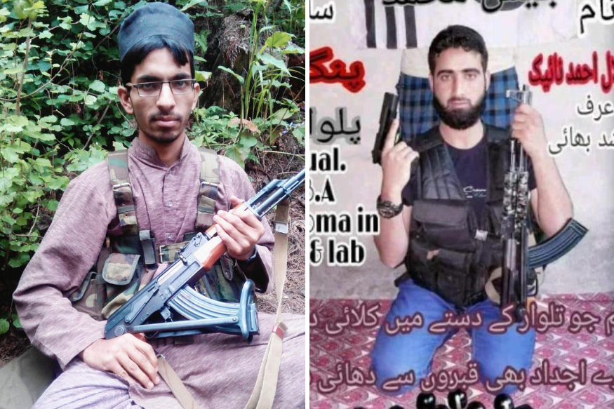 Indian army says Jaish-e-Mohammad leadership In Kashmir eliminated in 100 hours