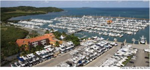 Puerto del Rey in Fajardo is the Caribbean's largest marina. (Credit: www.puertodelrey.com)