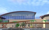 Financing for the $240 million airport is coming from an interesting mix of countries including Austria, Cuba, Iran, Mexico, Qatar, Turkey, Trinidad &amp; Tobago and Venezuela.