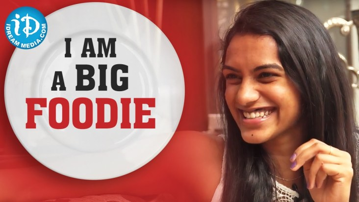 pv sindhu personal interview