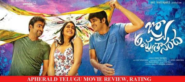 Jyo Achyuthananda telugu movie Review