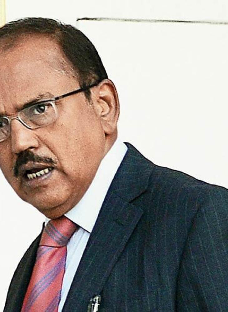 ajit doval Surgical strikes