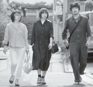 夏帆・新井浩文