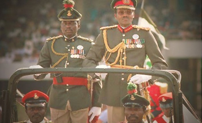 General-Buhari-First-Speech-after-the-Military-Coup-of-31st-December-1983-500x386
