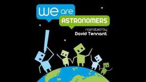 "Titelbild des Programms""We Are Astronomers"" im Planetarium des LWL-Museums für Naturkunde. Foto: NSC Creative"