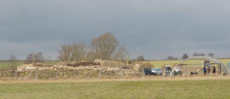 Die Holsterburg wird auch in diesem Jahr von den Archäologen der LWL-Archäologie für Westfalen erforscht - und öffnet sich den Besuchern zur Besichtigung. Foto: LWL/Burgemeister
