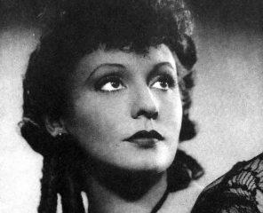 Zarah Leander auf einem Foto aus dem Jahr 1938. Foto: wikimedia