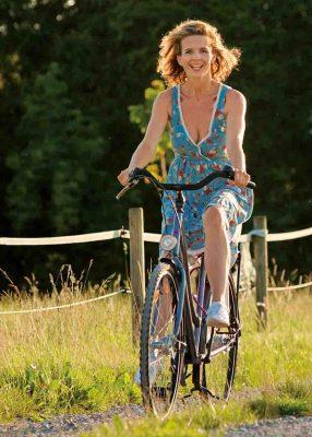 Mit gesunder Verdauung fühlt man sich einfach besser. ©Foto: Schoenenberger / Wirths PR