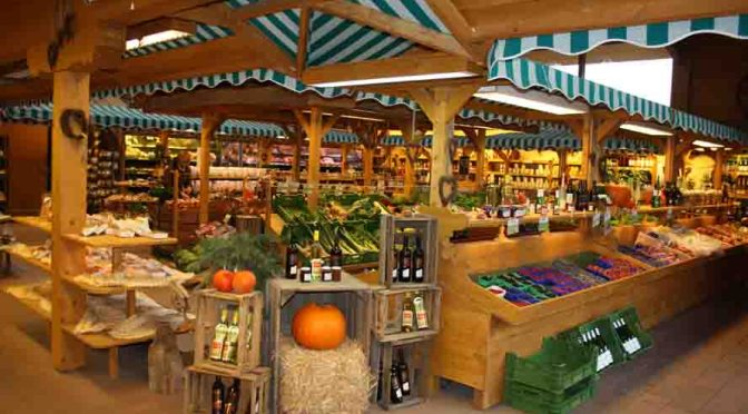 Regional erzeugte Lebensmittel liegen im Trend