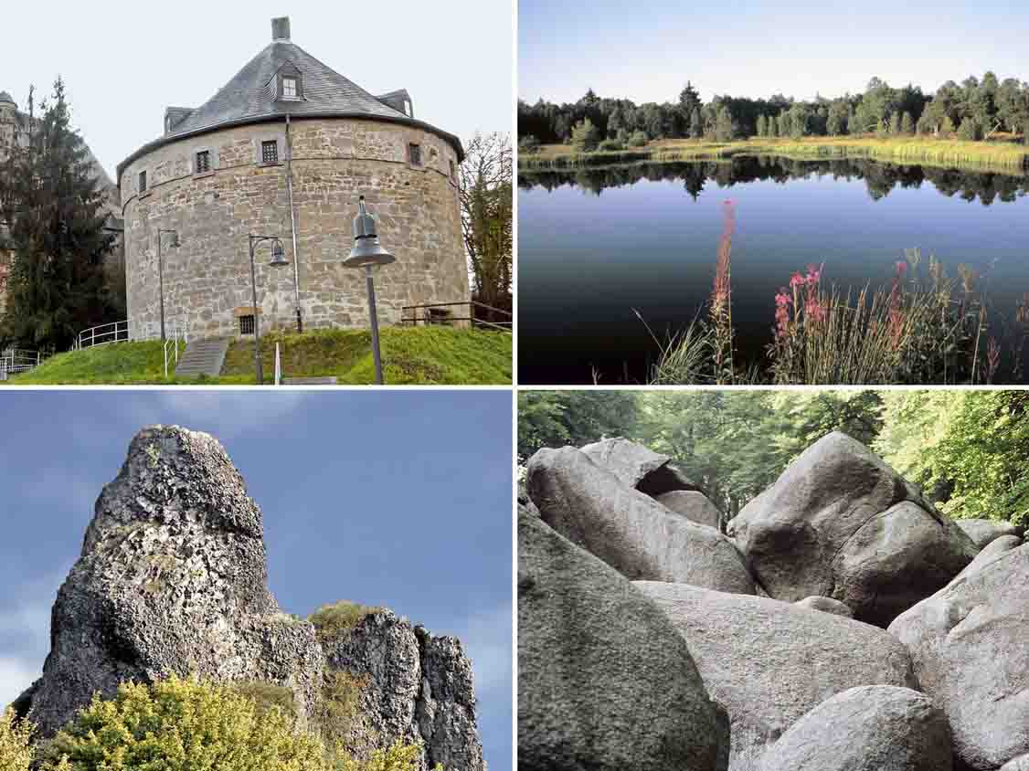 Die geheimnisvollsten Orte in Hessen   Newspol