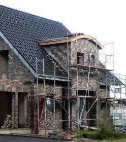 Wer plant, ein Haus zu bauen, kann noch kurzfristig Wohnraumförderung beantragen. Foto: Kreis Borken