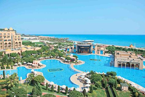 Türkische Riviera. Belek. 5-Sterne Spice Hotel & Spa © Foto: DER Touristik