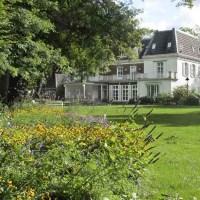 Park der Villa Hecking ist Denkmal des Monats