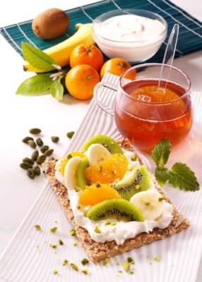 Früchtebrot (für Diabetiker) Foto: Wirths PR
