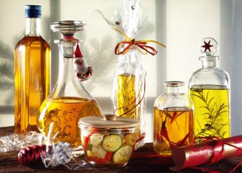 Gesünder schenken – Geschenke aus der eigenen Küche Foto: www.weihnachtsmenue.de