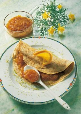 Leckere Zimt-Pfannkuchen  Foto: Wirths PR