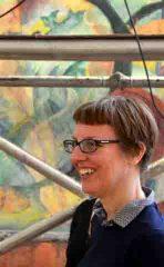 Dr. Tanja Pirsig-Marshall, Expertin für Moderne Kunst und Provenienzforschung im LWL-Museum für Kunst und Kultur. Foto: LWL/Wecker