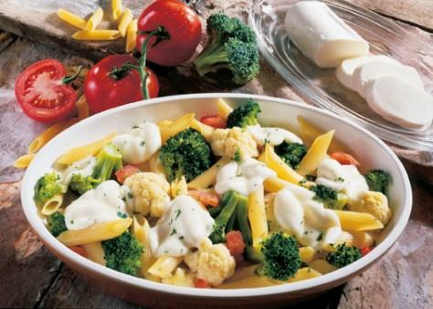 Diät-Rezept: Blumenkohl-Brokkoli-Gratin Siena Foto: Wirths PR