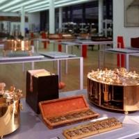 Innovative Rechenmaschine von 1774 im Arithmeum