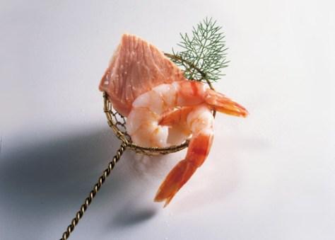 """Gourmet Fischfondue """"Borkum"""" Foto: Wirths PR"""