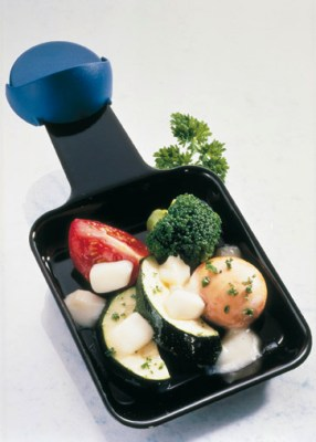 Raclette mit Gemüse Foto: Wirths PR