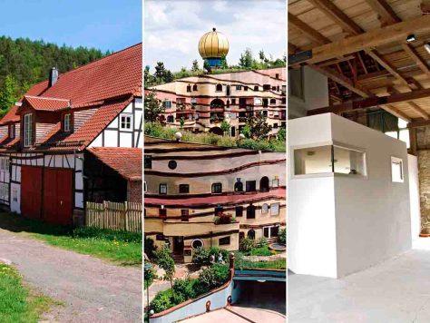 Hessens schönste Traumhäuser Foto: hr