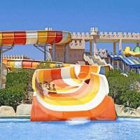 Hotels mit Aquaparks im Vordergrund