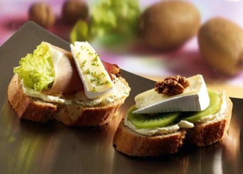 Käse-Rezepte: Camembert-Happys Foto: www.1000rezepte.de