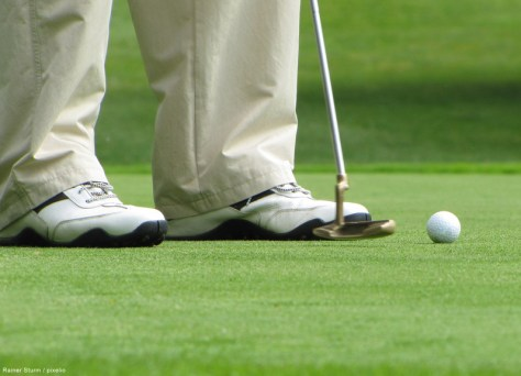 "Ab 2014: ""Master of Science Research and Instruction in Golf"" © Foto: Deutsche Sporthochschule Köln"