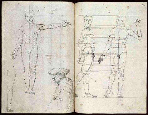 Albrecht Dürer (1471–1528) Dresdner Skizzenbuch Dresden, Sächsische Landes- und Universitätsbibliothek © SLUB Dresden / Deutsche Fotothek