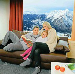 Österreich. Tirol. 3-Sterne Hotel Venet-Gipfelhütte © Foto: DER Touristik