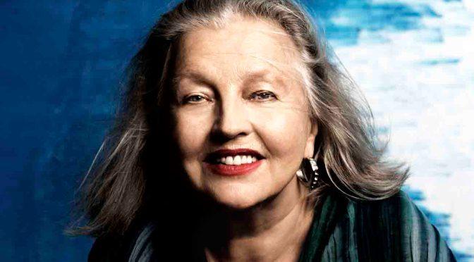 Die Schauspielerin Hanna Schygulla  Foto: hr/Schirmer-Mosel/Jim Rakete